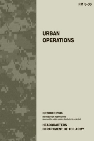 Urban Operations Department of the Army