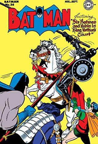 Batman (1940-) #36  by  Bill Finger