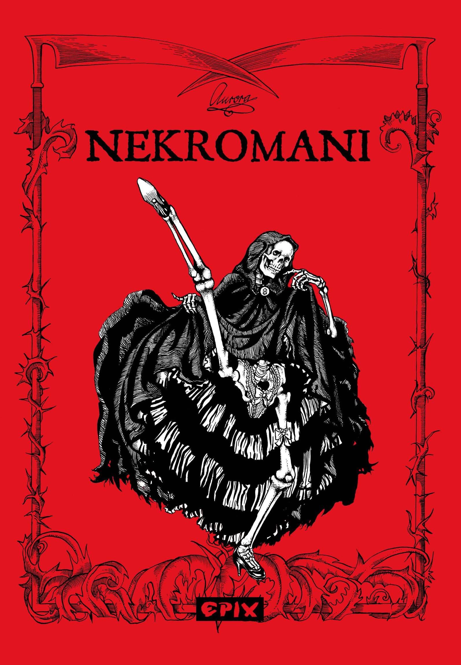 Nekromani  by  Aurora Walderhaug