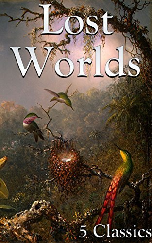 Lost Worlds: 5 Classics H. Rider Haggard