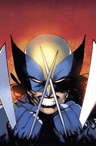 All-New Wolverine #1  by  Tom    Taylor