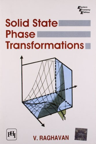 Solid State Phase Transformations  by  Raghavan V.