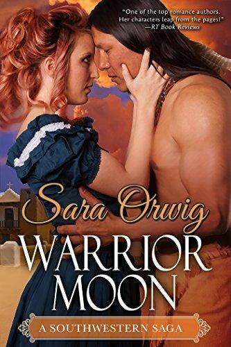 Warrior Moon  by  Sara Orwig
