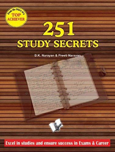 251 Study Secrets  by  B. K. Narayan