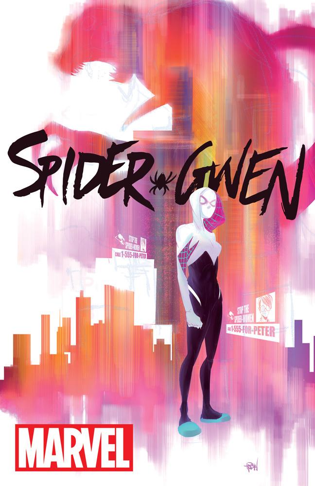 Radioactive Spider-Gwen #1  by  Jason Latour