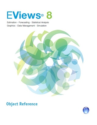 EViews 8. Object Reference  by  Eviews