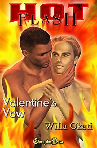 Valentines Vow (Celebration Boys 1)  by  Willa Okati