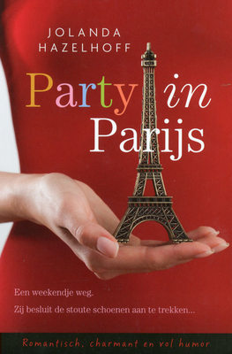 Party in Parijs Jolanda Hazelhoff