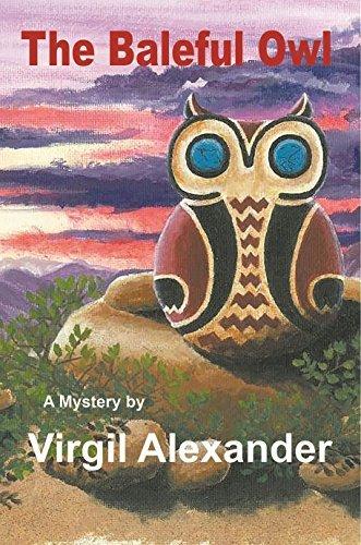 The Baleful Owl  by  Virgil Alexander