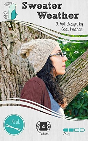 Sweater Weather Slouchy Knitted Beanie Hat  by  Codi Hudnall