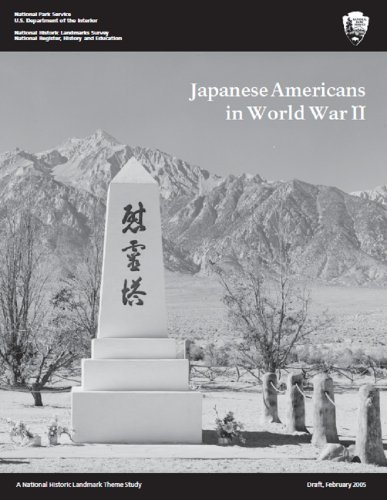 Japanese Americans in World War II  by  U.S. Department of the Interior