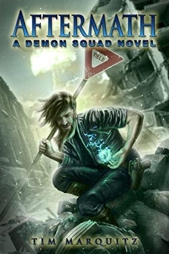 Aftermath (Demon Squad Book 9) Tim Marquitz