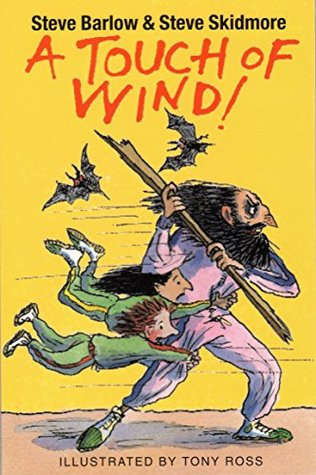 A Touch of Wind! (Mad Myths Book 3)  by  Steve Barlow