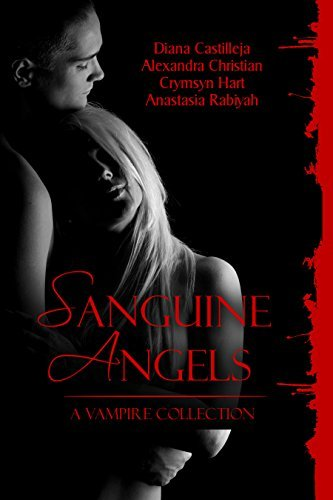 Sanguine Angels: A Vampire Collection Crymsyn Hart