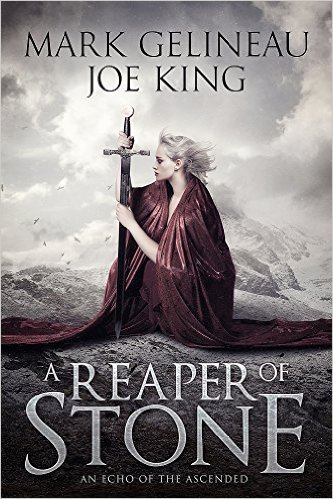 A Reaper of Stone (A Reaper of Stone #1) Mark Gelineau