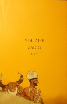Zadig o il destino Voltaire