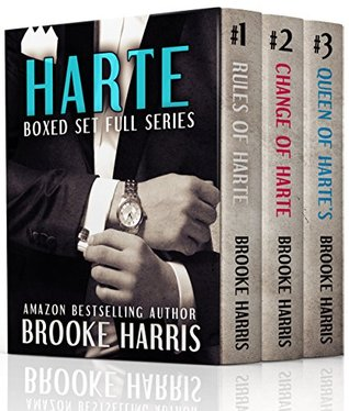 Harte Series  by  Brooke  Harris