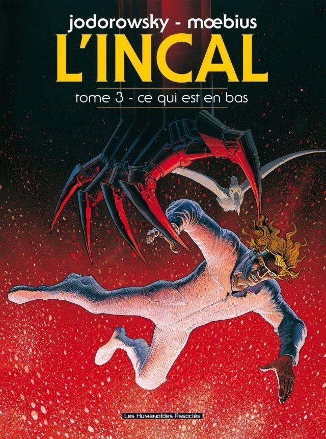 LIncal Vol. 3: Ce qui est en bas Alejandro Jodorowsky