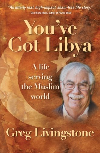 Youve Got Libya Greg Livingstone