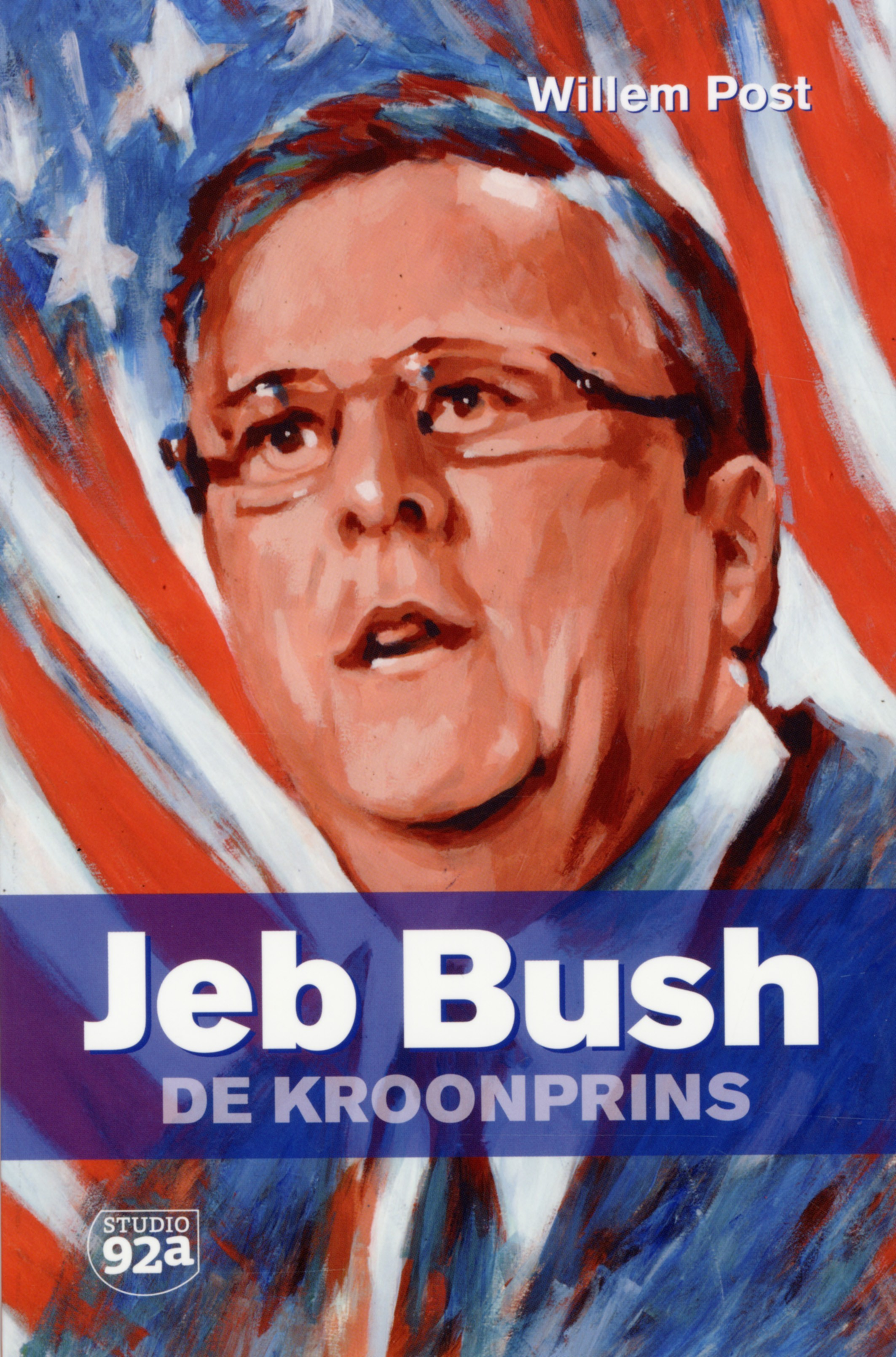 Jeb Bush - de kroonprins  by  willem post