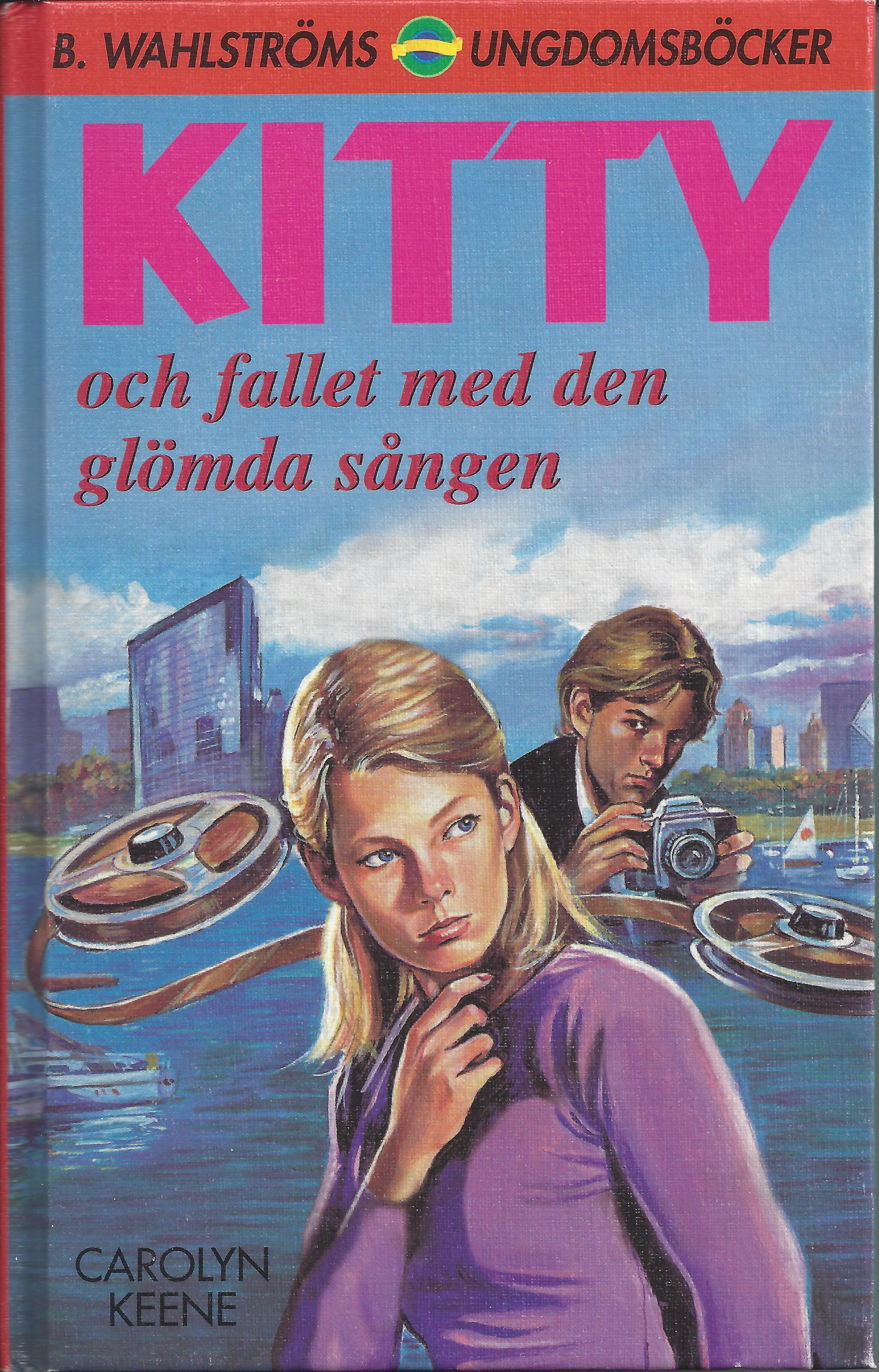 Kitty och fallet med den glömda sången (Nancy Drew Mystery Stories, #162) Carolyn Keene
