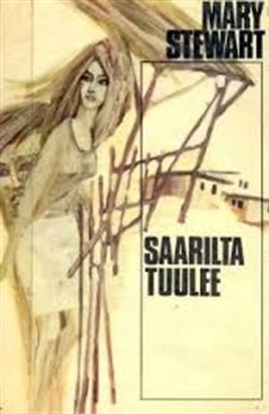 Saarilta tuulee  by  Mary Stewart