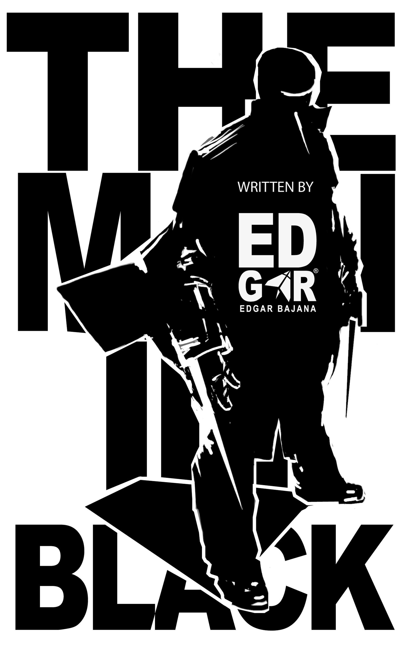 The Man In Black  by  Edgar Bajana