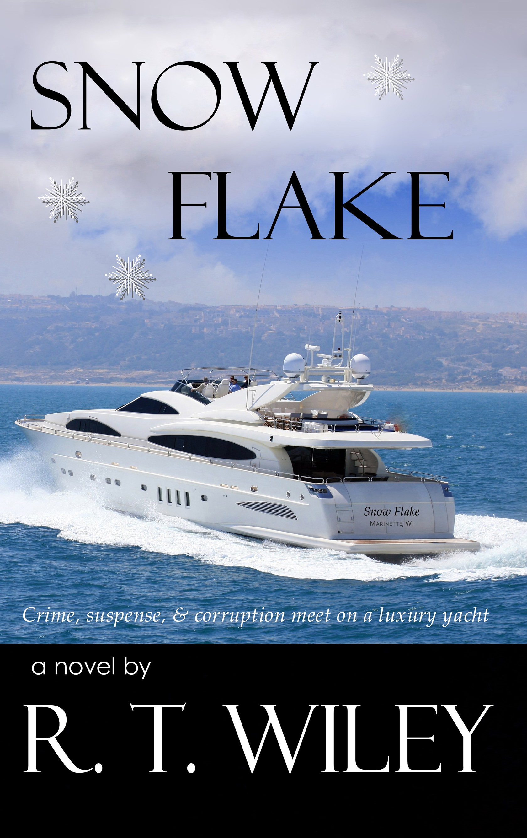 Snow Flake  by  R.T. Wiley