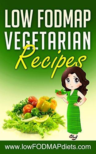 Low FODMAP Vegetarian Recipes  by  Larah Brook