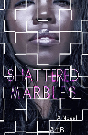 Shattered Marbles  by  ArtB.
