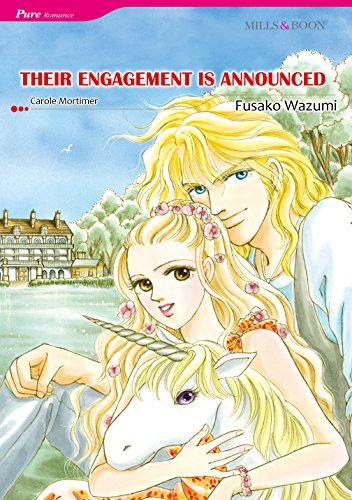 THEIR ENGAGEMENT IS ANNOUNCED  by  Carole Mortimer