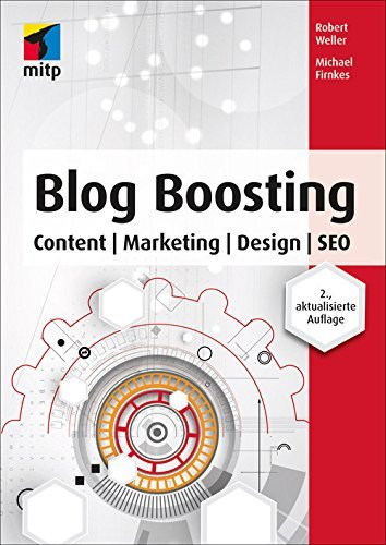 Blog Boosting (mitp Business): Content| Marketing| Design | SEO  by  Michael Firnkes