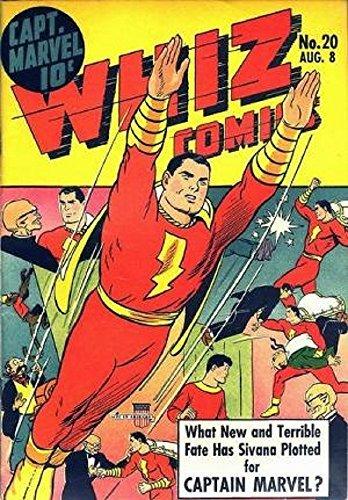 Whiz Comics #20 (Illustrated) Unknown