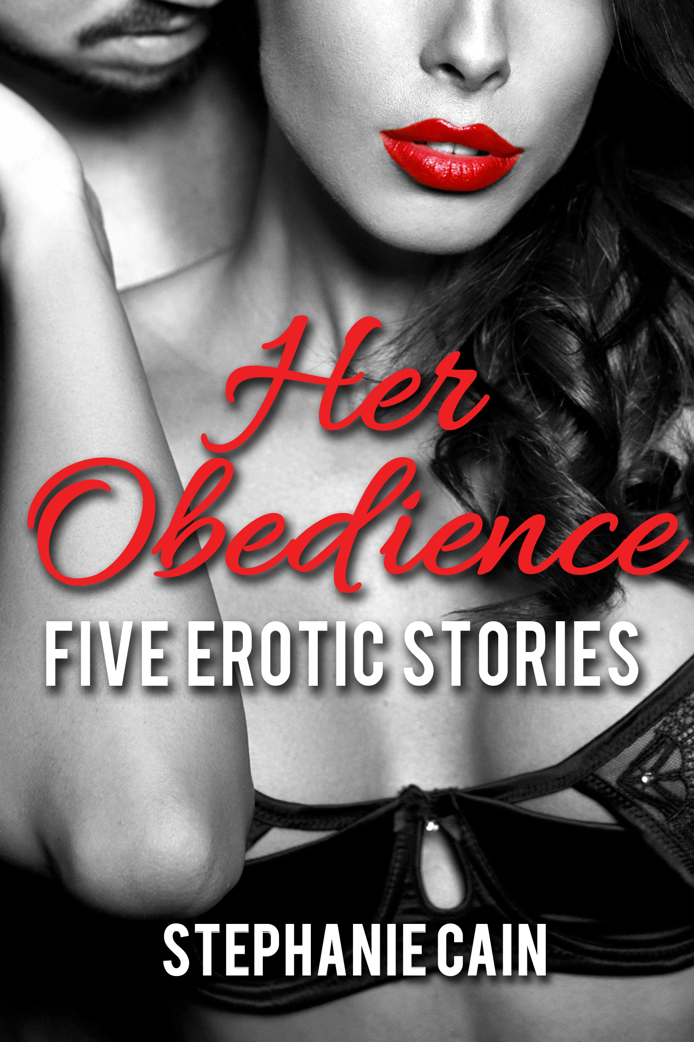 Her Obedience  by  Stephanie Cain