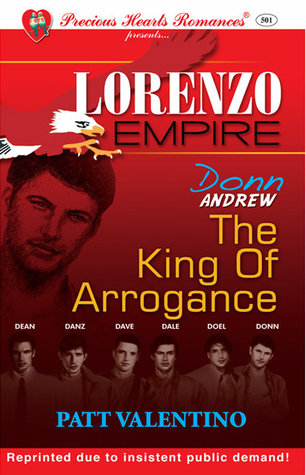 Lorenzo Empire 5: Donn Andrew - The King Of Arrogance Patt Valentino