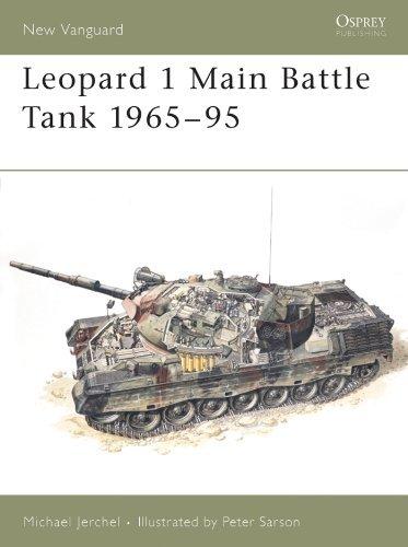 Leopard 1 Main Battle Tank 1965-95: 16 Michael Jerchel