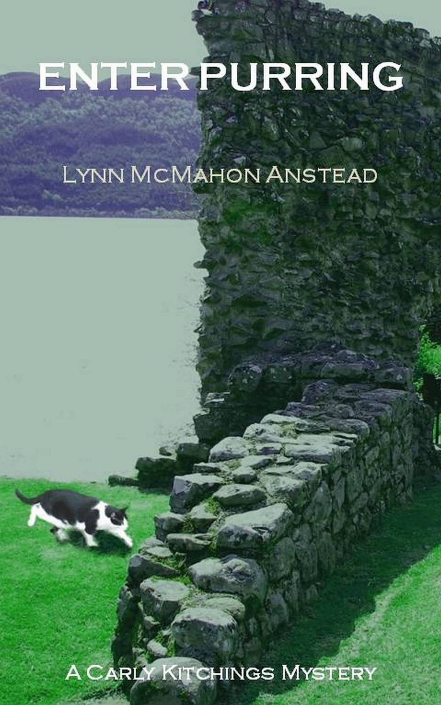 Enter Purring  by  Lynn McMahon Anstead