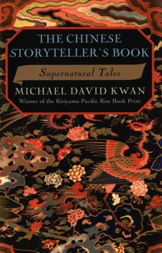 The Chinese Storytellers Book Michael David Kwan