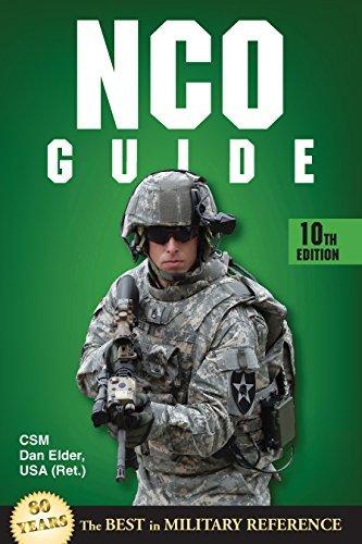 NCO Guide: 10th Edition CSM Dan Elder USA (Ret.)