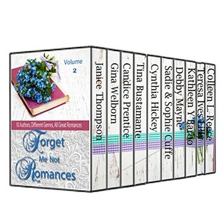 Forget Me Not Romances, Volume 2: 10 Authors comprising, Christian contemporary romance, historical romance, and cozy mystery  by  Janice Thompson