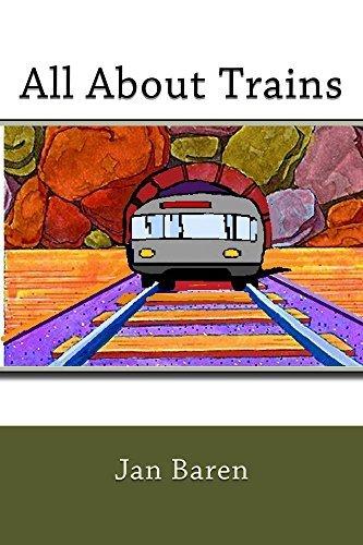 All About Trains Jan Baren