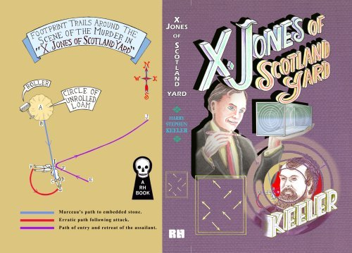 X. Jones - of Scotland Yard  by  Harry Stephen Keeler