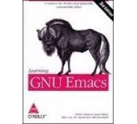 Learning GNU Emacs James Elliott