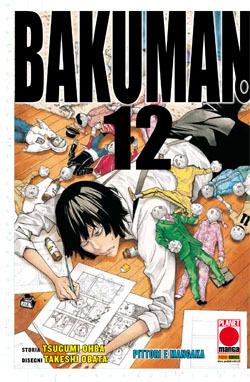 Bakuman, vol. 12: Pittori e Mangaka (Bakuman, #12)  by  Tsugumi Ohba