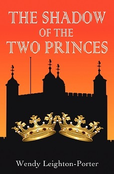 The Shadow of the Two Princes (Shadows from the Past, #8)  by  Wendy Leighton-Porter