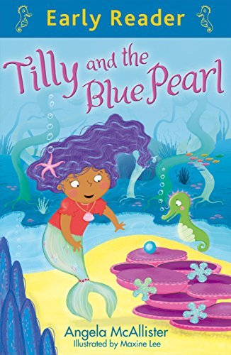 Tilly and the Blue Pearl Angela McAllister