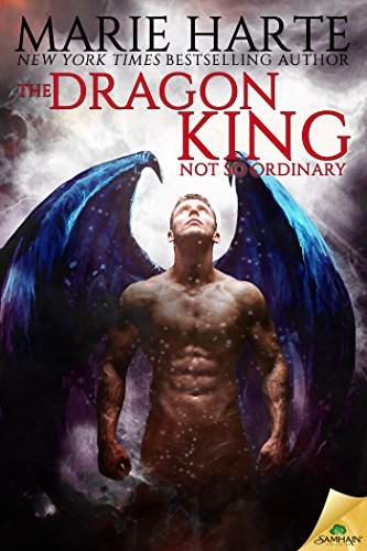 The Dragon King (Ethereal Foes, #4) Marie Harte