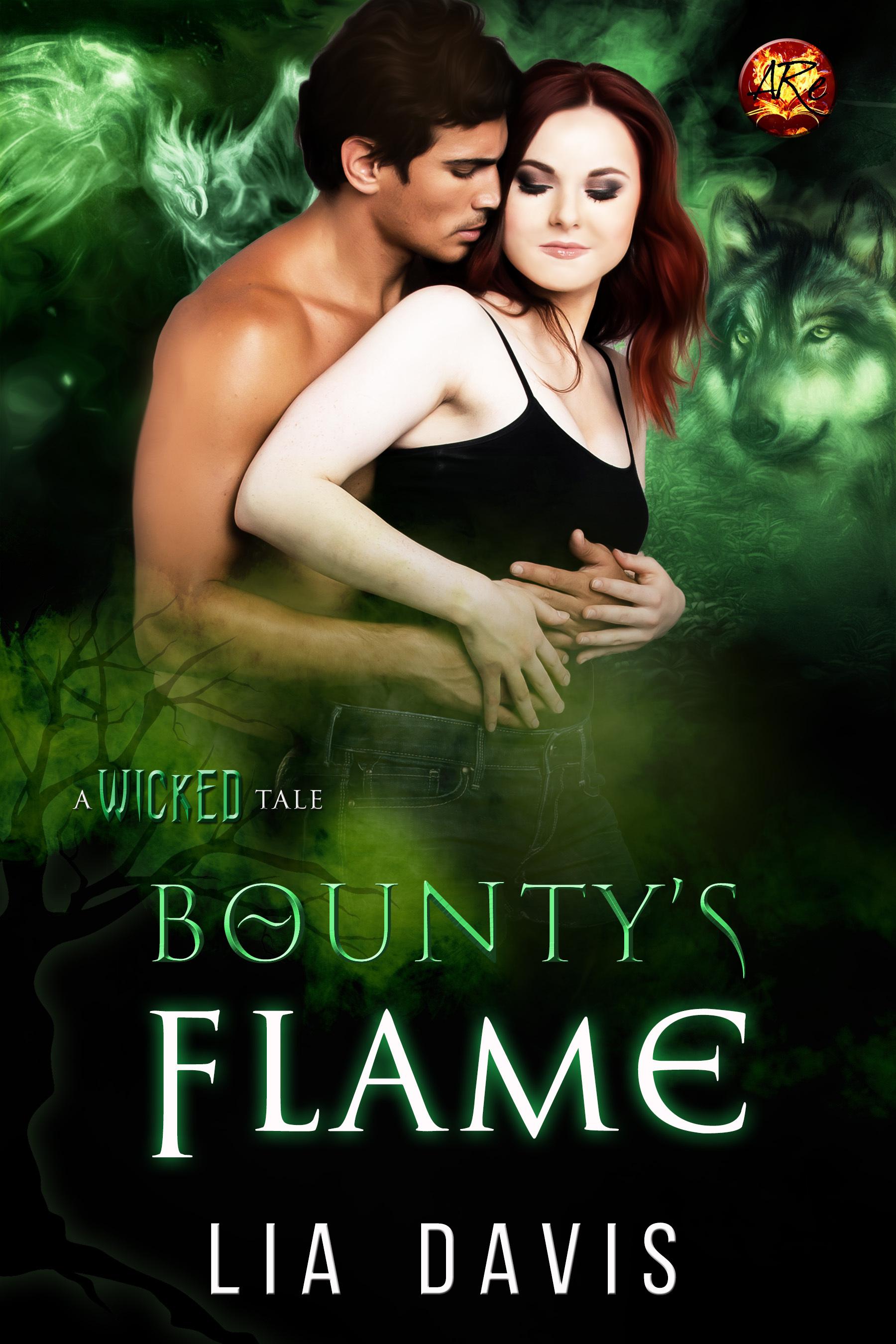 Bountys Flame  by  Lia Davis