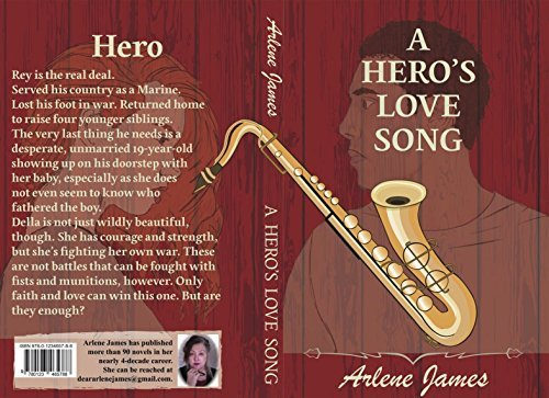 A Heros Love Song: Book 2 HOBBY RUN series  by  Arlene James