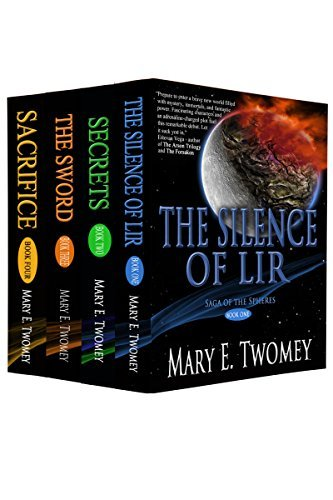 Saga of the Spheres Omnibus  by  Mary E. Twomey